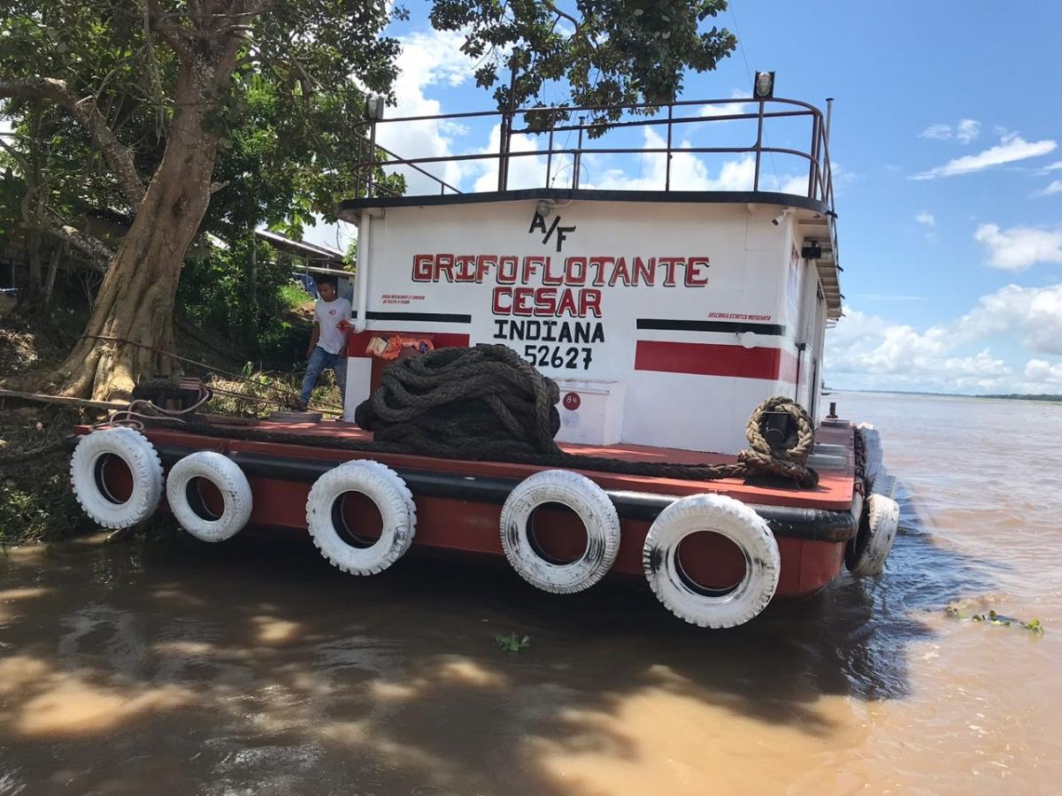 Grifo Flotante Cesar - Indiana